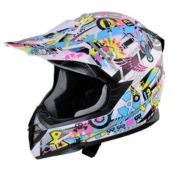 18b8e2189a7 HECHT - HECHT 51915 XL - přilba pro čtyřkolku a motocykl - Přilby a ...